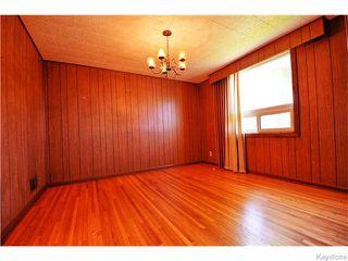 Photo 3: 135 Hartford Avenue in Winnipeg: West Kildonan Residential for sale (4D)  : MLS®# 1619629