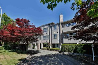 "Photo 1: 105 1952 152A Street in Surrey: King George Corridor Condo for sale in ""Chateau Grace"" (South Surrey White Rock)  : MLS®# R2100256"