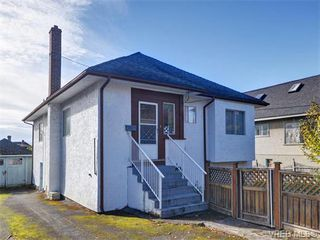 Photo 1: 633 Manchester Rd in VICTORIA: Vi Burnside Single Family Detached for sale (Victoria)  : MLS®# 743952