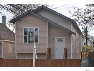 Photo 1: 690 Pritchard Avenue in Winnipeg: Residential for sale (4A)  : MLS®# 1627699