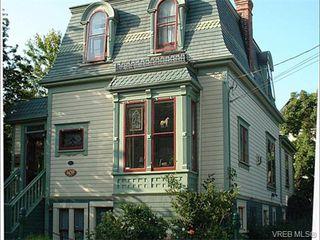 Photo 1: 609 Toronto St in VICTORIA: Vi James Bay Single Family Detached for sale (Victoria)  : MLS®# 751838