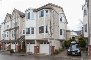 "Photo 1: 41 15450 101A Avenue in Surrey: Guildford Townhouse for sale in ""CANTERBURY"" (North Surrey)  : MLS®# R2149046"
