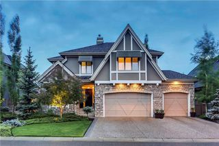 Main Photo: 9 WENTWORTH Terrace SW in Calgary: West Springs House for sale : MLS®# C4122758