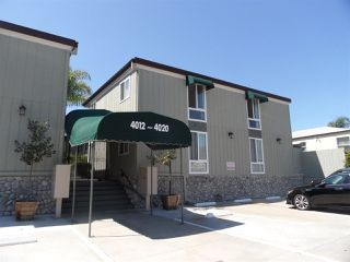 Photo 1: NORTH PARK Condo for sale : 2 bedrooms : 4020 Mississippi St #5 in San Diego