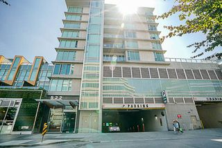 "Photo 2: 508 522 W 8TH Avenue in Vancouver: Fairview VW Condo for sale in ""CROSSROADS"" (Vancouver West)  : MLS®# R2193198"