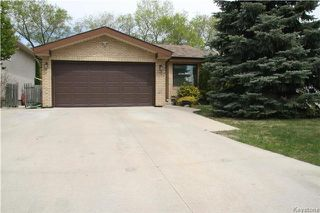 Photo 1: 307 Rutledge Crescent in Winnipeg: Harbour View South Residential for sale (3J)  : MLS®# 1721920