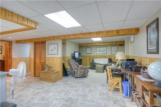 Photo 13: 307 Rutledge Crescent in Winnipeg: Harbour View South Residential for sale (3J)  : MLS®# 1721920