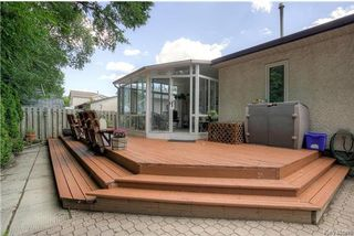 Photo 16: 307 Rutledge Crescent in Winnipeg: Harbour View South Residential for sale (3J)  : MLS®# 1721920