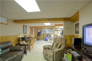 Photo 14: 307 Rutledge Crescent in Winnipeg: Harbour View South Residential for sale (3J)  : MLS®# 1721920