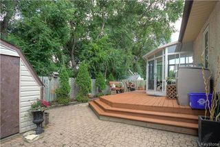 Photo 18: 307 Rutledge Crescent in Winnipeg: Harbour View South Residential for sale (3J)  : MLS®# 1721920