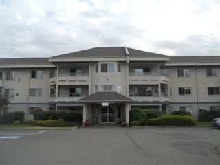 "Photo 1: 319 2451 GLADWIN Road in Abbotsford: Abbotsford West Condo for sale in ""Centennial Court"" : MLS®# R2197970"