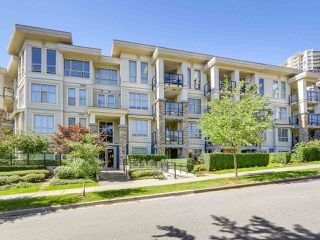 Photo 1: 408 250 FRANCIS WAY in New Westminster: Fraserview NW Condo for sale : MLS®# R2193497