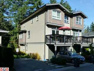 Photo 1: 158 2729 158TH Street in South Surrey White Rock: Home for sale : MLS®# F1224825