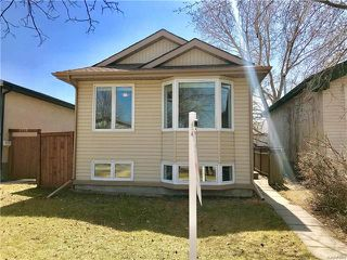 Photo 1: 1312 Kildare Avenue East in Winnipeg: Canterbury Park Residential for sale (3M)  : MLS®# 1804637