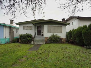 Main Photo: 4886 COMMERCIAL STREET in Vancouver: Victoria VE House for sale (Vancouver East)  : MLS®# R2228818