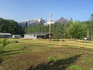 Photo 1: 5933 Raceway Road Smithers BC | 5.17 Acres
