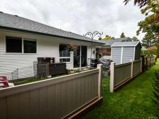 Photo 3: 21 396 HARROGATE ROAD in CAMPBELL RIVER: CR Willow Point Row/Townhouse for sale (Campbell River)  : MLS®# 790008