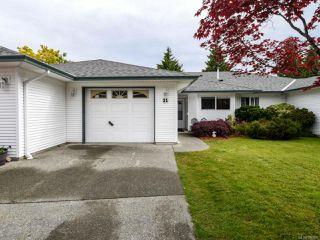 Photo 1: 21 396 HARROGATE ROAD in CAMPBELL RIVER: CR Willow Point Row/Townhouse for sale (Campbell River)  : MLS®# 790008