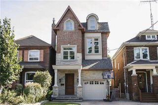 Main Photo: 283 Jedburgh Road in Toronto: Lawrence Park North House (3-Storey) for sale (Toronto C04)  : MLS®# C4185355