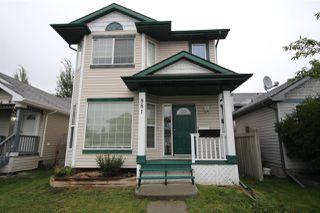 Main Photo: 881 McAllister Crescent in Edmonton: Zone 55 House for sale : MLS®# E4125018