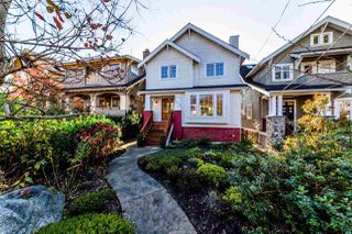 Photo 1: 3548 W 5TH Avenue in Vancouver: Kitsilano House for sale (Vancouver West)  : MLS®# R2321948