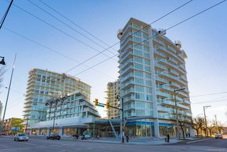 "Main Photo: 805 4638 GLADSTONE Street in Vancouver: Victoria VE Condo for sale in ""KENSINGTON GARDEN"" (Vancouver East)  : MLS®# R2323395"