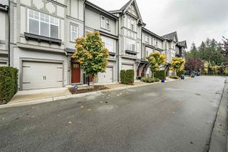 "Main Photo: 15 1320 RILEY Street in Coquitlam: Burke Mountain Townhouse for sale in ""RILEY"" : MLS®# R2329150"