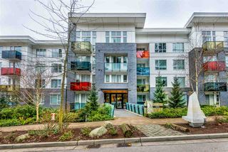 "Photo 1: PH9 9250 UNIVERSITY HIGH Street in Burnaby: Simon Fraser Univer. Condo for sale in ""NEST"" (Burnaby North)  : MLS®# R2335800"