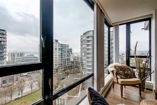 "Photo 6: 803 151 W 2ND Street in North Vancouver: Lower Lonsdale Condo for sale in ""Sky"" : MLS®# R2341916"