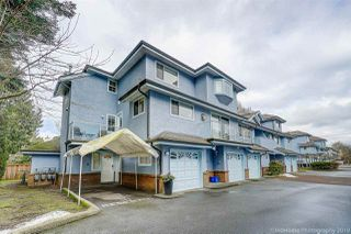 Main Photo: 10 8780 BENNETT Road in Richmond: Brighouse South Townhouse for sale : MLS®# R2346038
