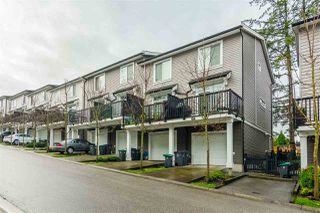 Photo 1: 161 14833 61 Avenue in Surrey: Sullivan Station Townhouse for sale : MLS®# R2346396