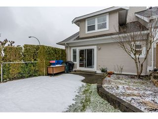 "Photo 20: 27 31501 UPPER MACLURE Road in Abbotsford: Abbotsford West Townhouse for sale in ""Maclure Walk"" : MLS®# R2346484"