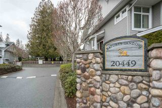 "Photo 18: 116 20449 66 Avenue in Langley: Willoughby Heights Townhouse for sale in ""Nature's Landing"" : MLS®# R2348653"