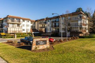 """Photo 2: 311 2414 CHURCH Street in Abbotsford: Abbotsford West Condo for sale in """"Autumn Terrace"""" : MLS®# R2348951"""