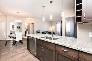 Photo 2: 207 1004 Rosenthal Boulevard NW in Edmonton: Zone 58 Condo for sale : MLS®# E4148313