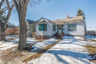 Main Photo: 1300 Garnet Street in Regina: Washington Park Residential for sale : MLS®# SK763212