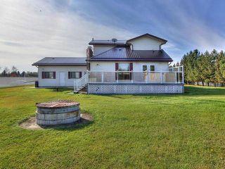 Photo 26: 7 52420 RANGE ROAD 13: Rural Parkland County House for sale : MLS®# E4150411