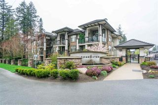 "Photo 1: 307 15145 36 Avenue in Surrey: Morgan Creek Condo for sale in ""EDGEWATER"" (South Surrey White Rock)  : MLS®# R2354842"