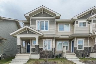 Main Photo: 7386 EDGEMONT Way in Edmonton: Zone 57 Attached Home for sale : MLS®# E4156720