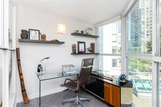 """Photo 19: 401 1323 HOMER Street in Vancouver: Yaletown Condo for sale in """"Pacific Point"""" (Vancouver West)  : MLS®# R2373615"""