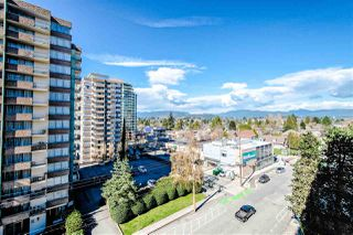Photo 14: 802 620 SEVENTH Avenue in New Westminster: Uptown NW Condo for sale : MLS®# R2376582