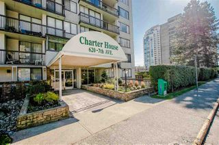 Photo 15: 802 620 SEVENTH Avenue in New Westminster: Uptown NW Condo for sale : MLS®# R2376582