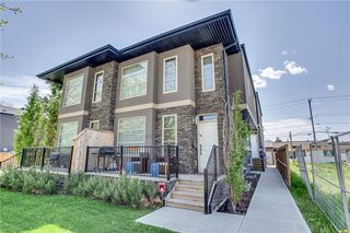 Main Photo: 2 415 17 Avenue NW in Calgary: Mount Pleasant Row/Townhouse for sale : MLS®# C4249180
