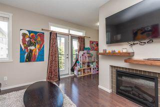 Photo 2: 21 603 Watt Boulevard SW in Edmonton: Zone 53 Townhouse for sale : MLS®# E4162549