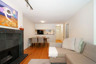 """Main Photo: 103 2006 W 2ND Avenue in Vancouver: Kitsilano Townhouse for sale in """"MAPLE PARK WEST"""" (Vancouver West)  : MLS®# R2386613"""