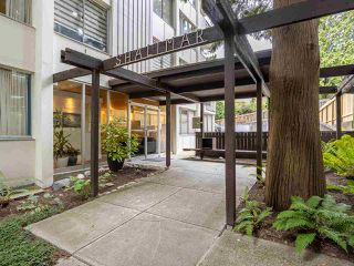 "Main Photo: 502 1785 ESQUIMALT Avenue in West Vancouver: Ambleside Condo for sale in ""Shalimar"" : MLS®# R2387150"