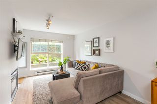 """Photo 2: 115 332 LONSDALE Avenue in North Vancouver: Lower Lonsdale Condo for sale in """"CALYPSO"""" : MLS®# R2388308"""