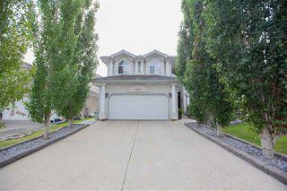 Main Photo: 1640 welbourn Cove in Edmonton: Zone 20 House for sale : MLS®# E4172975