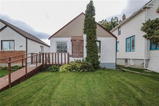 Photo 2: 582 Windsor Avenue in Winnipeg: East Elmwood Residential for sale (3B)  : MLS®# 1927370