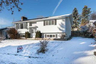 Main Photo: 12 LIVINGSTONE Crescent: St. Albert House for sale : MLS®# E4181749